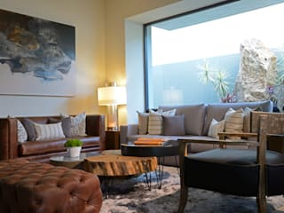 homify Living roomSofas & armchairs Textile