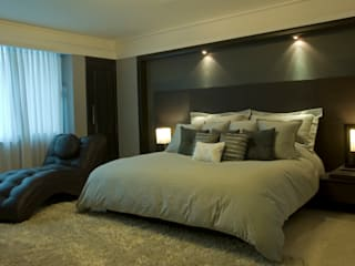Modern Bedroom by homify Modern Wood Wood effect