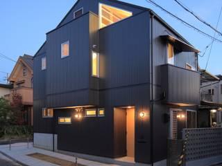 結芽の家: 建築工房 at easeが手掛けた現代のです。,モダン