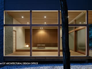 atelier137 ARCHITECTURAL DESIGN OFFICE Casas modernas