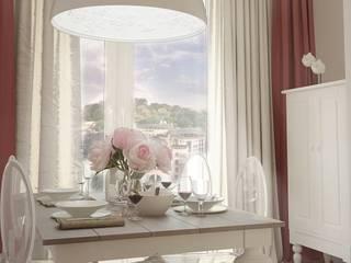 Comedores de estilo escandinavo por Ольга Бондарь