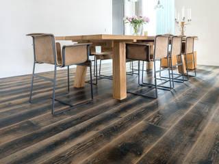 Modern dining room by Dennebos Flooring BV Modern