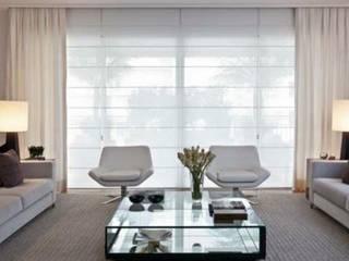 Moderne woonkamers van INTERIOR ART Modern