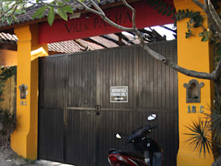 Taman Gaya Asia Oleh PK AID Asia