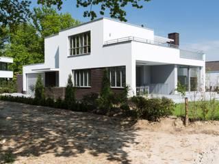 Strijp-R Boskavel 4:  Huizen door architectenburo ZIJN