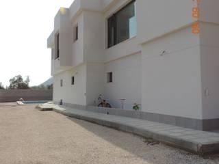 Vivienda unifamiliar Casas de estilo moderno de estudio MG arquitectura y urbanismo Moderno