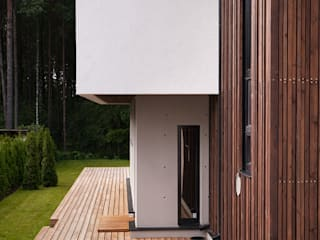 Maisons minimalistes par Heut Architects Minimaliste
