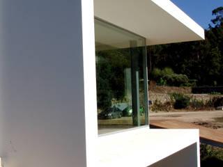 CASA FULÃO Casas modernas por MANUEL CORREIA FERNANDES, ARQUITECTO E ASSOCIADOS Moderno