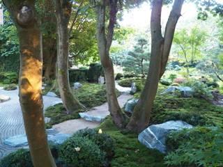 حديقة تنفيذ Kokeniwa Japanische Gartengestaltung
