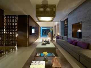 Spa La'Vie:  Commercial Spaces by KdnD Studio LLP