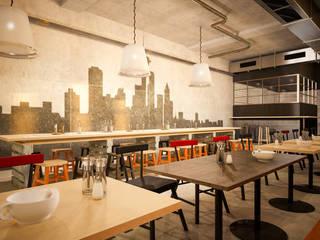 Vista 2: Negozi & Locali commerciali in stile  di Proreal3D