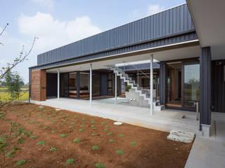 藤井下組の家 オリジナルな 家 の 空間設計室/kukanarchi オリジナル