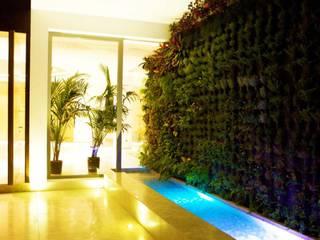 od LC Vertical Gardens Nowoczesny