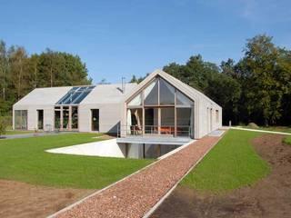 Woonhuis E Diepenheim:  Huizen door Architectenbureau John Velthuis