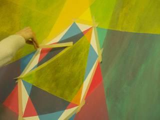 Murale d'autore:  in stile  di BlackBoxGenesis