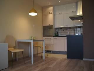 Katowicka - mieszkanie od Arta Design Nowoczesny
