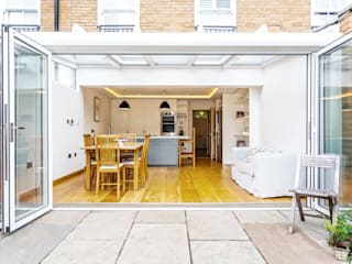SE1 Extension Designcubed Modern kitchen