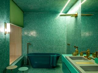 Brunete Fraccaroli Arquitetura e Interiores BathroomDecoration