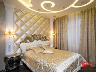 Eclectic style bedroom by Art-In Eclectic