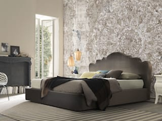 Wallpaper di Els Home Eclettico