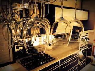 Kitchen by HAYAL MUTFAK  YAPI MALZ.İNŞ.GIDA TURZ.NAK. SAN. VE TİC. LTD. ŞTİ, Modern