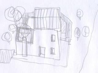 Casa privata a Monreale (PA):  in stile  di Studio Cangemi s.a.s.