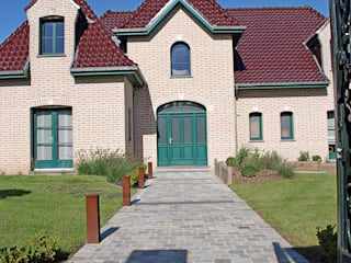 RVB PAYSAGE Jardines de estilo moderno