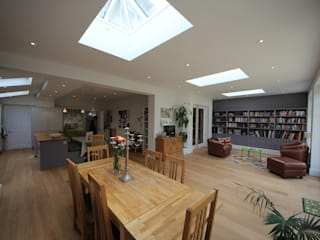 Kitchen Extension in Richmond Classic style kitchen by DPS ltd. Classic