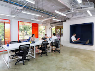 Study/office by CENTRAL ARQUITECTURA