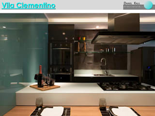 Cozinha Moderna Cozinhas modernas por Daniel Kalil Arquitetura Moderno