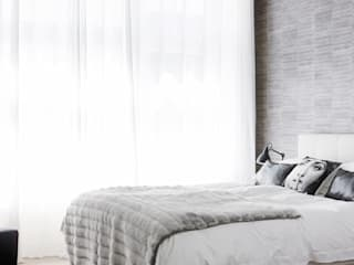Grego Design Studio Modern style bedroom