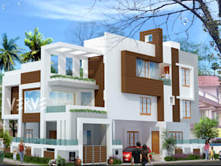 Residential Projects Under Progress:   by VERVE GROUP