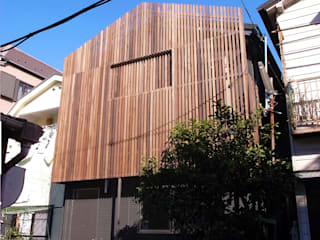 葛飾の住宅: ㈱姫松建築設計事務所が手掛けた家です。,