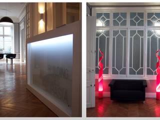 Bureau - Paris 1: Bureaux de style  par ARCHITECTURAL DECO