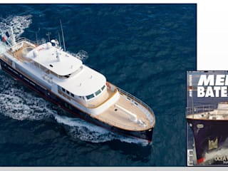 Yatch - Les Sables-d'Olonne: Yachts & Jets de style  par ARCHITECTURAL DECO