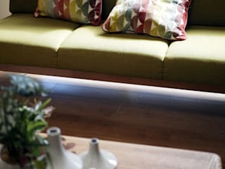 Live Sumai - アズ・コンストラクション - Living roomSofas & armchairs