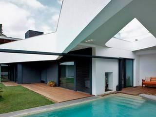 Habitatge Ramon Llull López Clavería Arquitectos Casas de estilo clásico