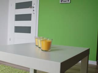 Hawelańska - mieszkanie studenckie od Arta Design