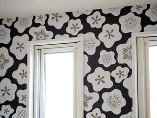 『 ふんわり北欧スタイルのすまい 』 北欧スタイルの 壁&床 の Live Sumai - アズ・コンストラクション - 北欧