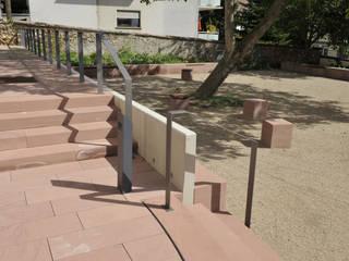 Modern style gardens by BERND WALDVOGEL LANDSCHAFTSARCHITEKTUR Modern