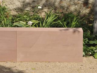 Jardines de estilo  por BERND WALDVOGEL LANDSCHAFTSARCHITEKTUR, Moderno