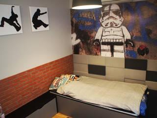 Pokój młodzieżowy od Arta Design