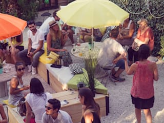 Afterwork #1: Jardin de style  par Happy Souls Garden