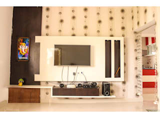 Happy Homes Designers Multimedia roomFurniture