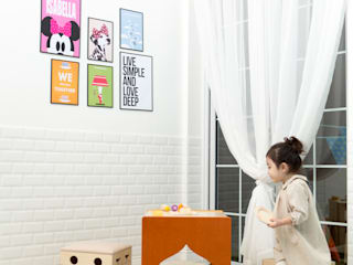 YZAB Nursery/kid's roomDesks & chairs