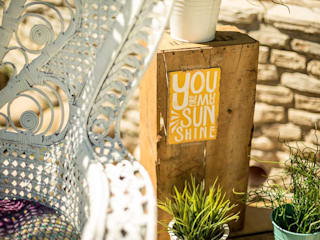 Coachella Party Jardin original par Happy Souls Garden Éclectique
