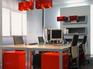 Oficinas y comercios de estilo moderno de MILLENIUM ARCHITECTURE Moderno