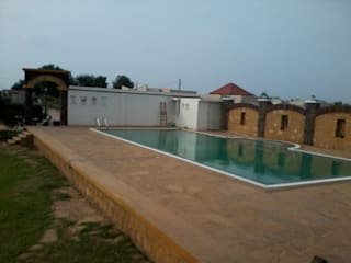 SWIMMING AREA ADJOINING CLUB HOUSE:  Pool by CREATORS