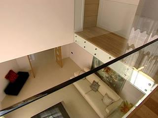 Projects:  Corridor & hallway by IWA Architects Ltd.