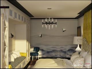 Обложка Спальня в классическом стиле от Valeria Bylgakova&Design group Классический